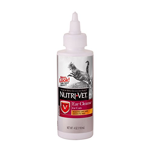 Nutri-Vet Cat Ear Cleaner