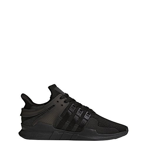 adidas Men's EQT Support Adv Fashion Sneaker Black/Black/Black 8.5 D(M) US