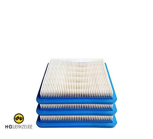 H-O Luftfilter für Briggs Stratton Quantum 491588 491588 4915885 399959 Premium Dauerhafter Ersatzluftfilter passend für Briggs Stratton - EINWEG (3)