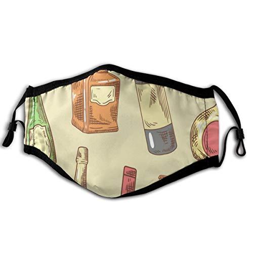 N/A zacht en comfortabel, winddicht en stofdicht, geschikt voor elke dagelijkse slijtage wijn, bier, drank