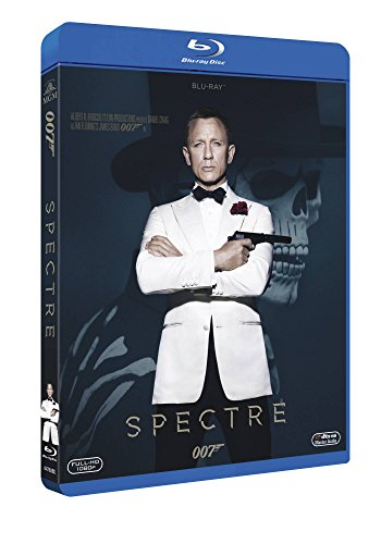 007 Spectre [Blu-Ray] [Import]