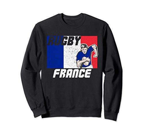 Frankreich rugby-trikot 2021 France Rugby Sweatshirt