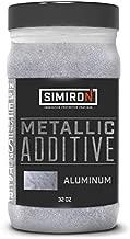 Simiron Metallic Additive- Durable- Unique Design- for Epoxy Floors- Aluminum