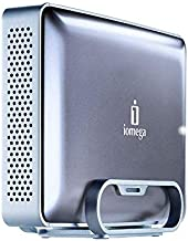 Iomega eGo 3 TB USB 2.0 FireWire 800 Desktop External Hard Drive Mac Edition, Model 34798 (3 TB)