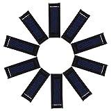 RanDal 10X Micro Pannelli Solari Per Energia Solare Mini Celle Solari Diy Elettrico Giocat...