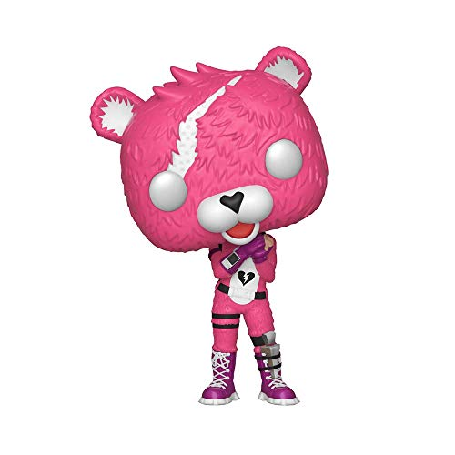 Funko 35705 Fortnite: Cuddle Team Leader POP Vinylfigur, Multi