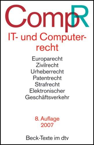 IT - und Computerrecht