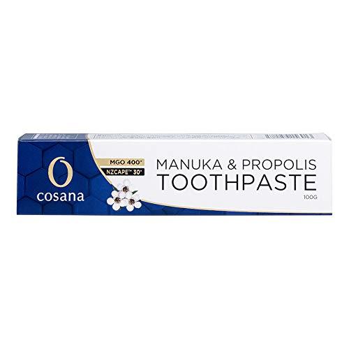 コサナ NZ産プロポリス&マヌカハニー歯磨き粉 100g