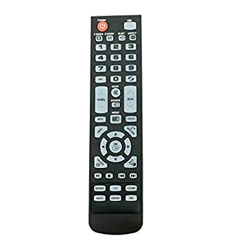 Remote Control Replacement for Element TV ELEFW195 ELEFT222 ELEFW247 ELEFW248 ELEFW328 ELEFT407 ELEFW504 ELEFW505 ELEFT506 ELEFW581