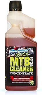 Rhino Goo! MTB Concentrate 1L - Limpiador de Bicicletas de Doble propósito y desengrasante de Cadenas para Bicicletas de m...