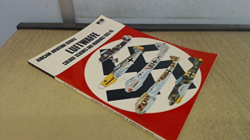Luftwaffe Colour Schemes and Markings, 1935-45: v. 1