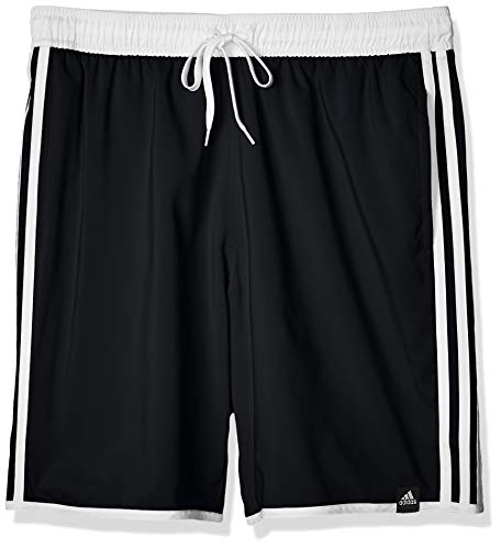 adidas 3S Cx Sh C, Costume da Nuoto Uomo, Black, 6