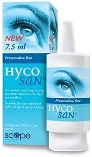 hycosan eye