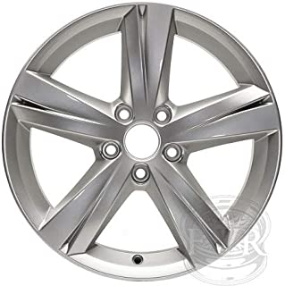 New 17 inch Replacement Alloy Wheel Rim compatible with 2012-2015 VW Volkswagen Passat 69928
