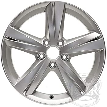 New 17 inch Replacement Alloy Wheel Rim Compatible With VW Volkswagen Passat 2012-2015 69928