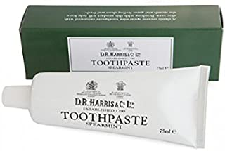 D.R.Harris & Co Spearmint Toothpaste 75ml