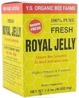 100% Fresh Royal Jelly 30,000 mg YS Eco Bee Farms 1.0 oz Liquid