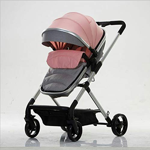 Best Prices! Baby Stroller Travel System Security System Lightweight High Landscape Design Can Sit a...