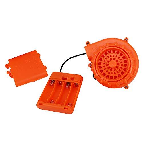 #N/A/a Ventilador Elctrico para Mueca de Juguete Inflable con Pilas/USB - Conexin
