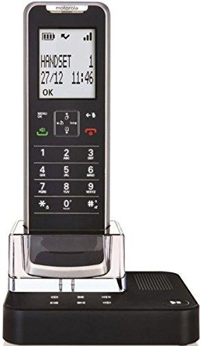 Motorola IT.6.1TXC Schnurlostelefon schwarz
