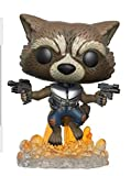 Funko Rocket Figura de Vinilo, colección de Pop, seria Guardians of The Galaxy 2, Multicolor (13270)...