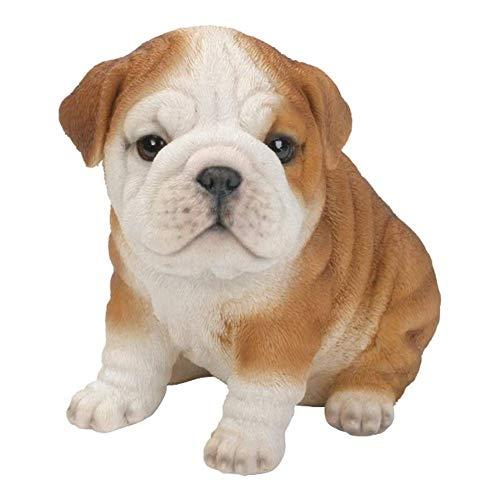 Pet Pals – Décoration en forme de chien Bulldog