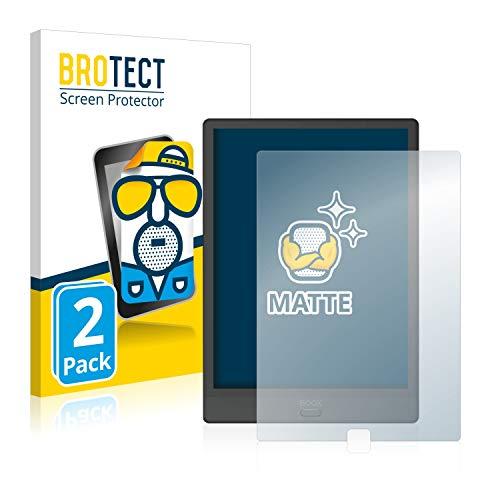 BROTECT 2x Antireflecterende Beschermfolie compatibel met Onyx Boox Note 3 Anti-Glare Screen Protector, Mat…