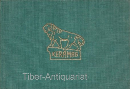 KERAMAG - Keramische Werke Aktiengesellschaft (Katalog L)
