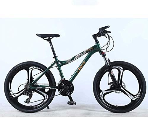 Fantastic Prices! HongLianRiven BMX 24 Inch 27-Speed Mountain Bike Aluminum Alloy Full Frame, Wheel ...
