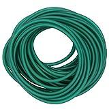 XINMYD Fionde con Tubo in Lattice, Fascia in Lattice Naturale da 10 m con Fionda, catapulta, Tubo Elastico, Accessori per la Caccia, Verde Ghiaccio