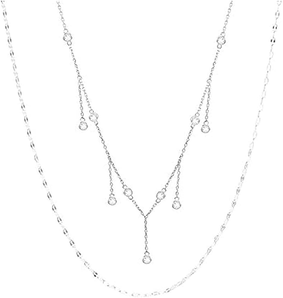 EGOOYAMEE Coink 67% OFF of fixed price Choker Necklace Star Dainty Moon and L Max 67% OFF Handmade