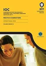 IOC Operational Risk Practice Examinations Syllabus Version12: Syllabus version 12