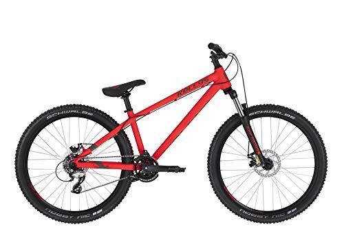 Kellys Whip 10 26R Dirt Mountain Bike 2020 (L, Red)
