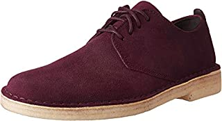 Clarks Desert London Bordeaux Suede 8 (B079RMTBDX) | Amazon price tracker / tracking, Amazon price history charts, Amazon price watches, Amazon price drop alerts