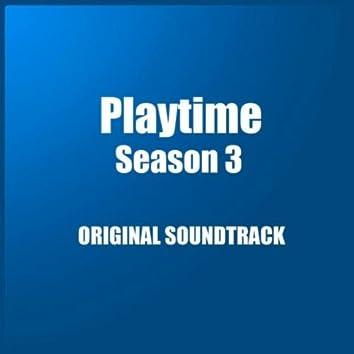 Playtime Season 3: Original Soundtrack