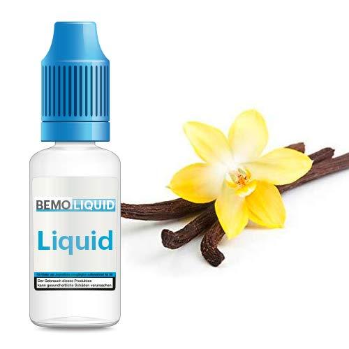 CBD Liquid für E-Zigarette | E Liquid ohne Nikotin 500 mg / 5% | Top Qualität Made in Germany | Cannabidiol Liquid | Menge 10ml (CBD | Vanille)