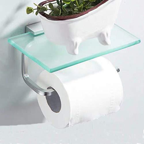 Top 10 best selling list for toilet paper holder glass shelf