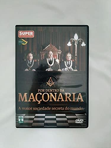 por dentro da maconaria maior sociedade secreta Dvd