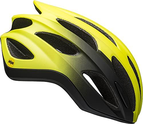 BELL Formula MIPS Adult Road Bike Helmet - Matte/Gloss Hi-Viz/Black , Small