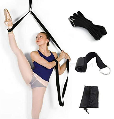 Xemz Leg Stretch Band - Door Flexibility Trainer, Improve Leg Stretching...