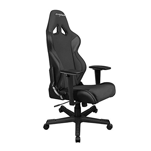 DXRacer Gaming Chair Racing Series OH/RW106/N, Black black chair gaming