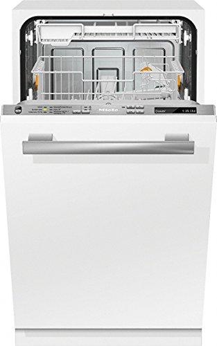 Miele G 4880 SCVi Totalmente integrado 9cubiertos A+++ lavavajilla - Lavavajillas (Totalmente integrado, White,Not applicable, Acero inoxidable, Botones, 1,7 m, 1,5 m)