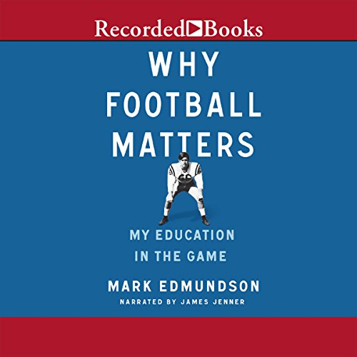 Why Football Matters audiobook cover art