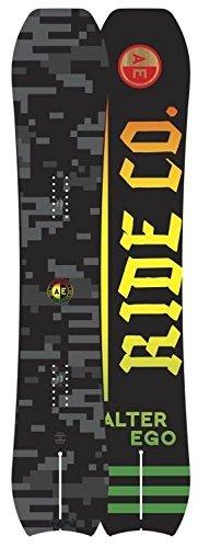 Ride Men's Alter Ego Snowboard 2016 (159cm) by Ride