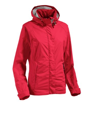Maier Sports Damen Packaway Jacke Sylt, fire 104, 46, 220004