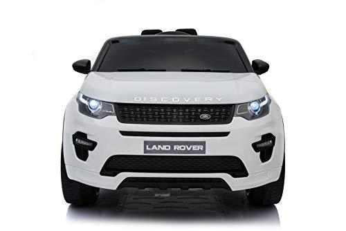 RC Auto kaufen Kinderauto Bild 2: Original Land Rover Discovery Sport Kinderauto Kinderfahrzeug Elektroauto (Weiss)*