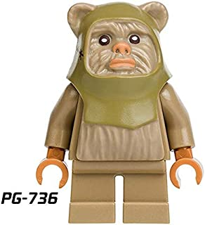 Cloth World Model Building Blocks Gamorrean Teebo Chief Tokkat S Dolls Kids DIY Toys Star S Figure Pg8067 Teen Must Haves Gift Bags Girl S Favourite Superhero Birthday Unboxing Tool