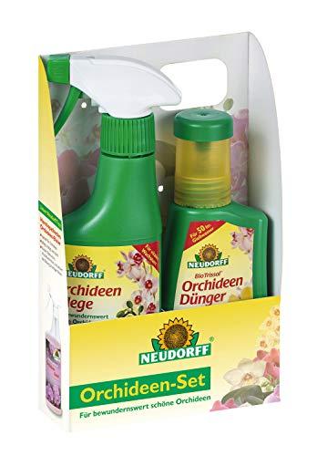 NEUDORFF Orchideen-Set (BioTrissol Dünger&Pflege á 250 ml)