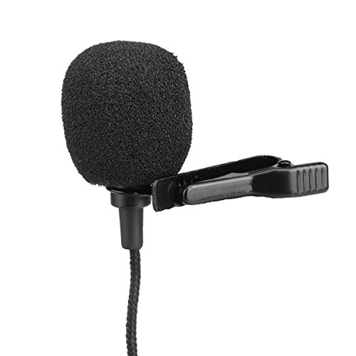 C-FUNN Gitup Git 1 2 Micrófono Externo para Git1 Git2 Sportscamera