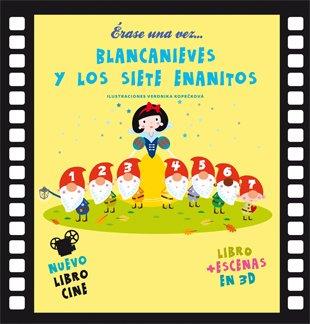 Blancanieves Y Los Siete Enanitos: LIBRO-CINE: 89 (Álbumes ilustrados)